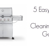5 Easy Steps to Cleaning Your Gas Grill